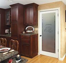 Kitchen Doors Interior by Laundry Decorative Glass Interior Doors Traditional