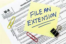 are there irs penalties if i request a tax filing extension