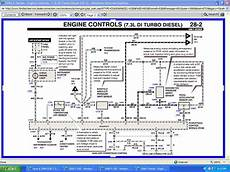1996 ford f 250 diesel pcm wiring diagram a 1996 f250 7 3 its a wreck that i bought some fusesand patched wires the engine