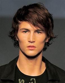 Hairstyles For Medium Hair Boys