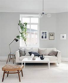 light grey home with a mix of old and new light grey