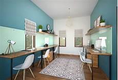 Photo Ruang Kerja Atas 1 Simple Interior House 2 4 Desain