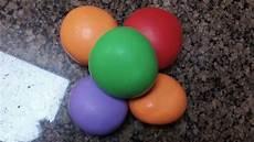 luftballon mit mehl füllen einfache diy stressball