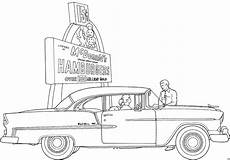 Mc Malvorlagen Automobil Mcdonalds Drive In Ausmalbild Malvorlage Auto