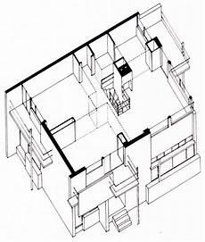 schroder house plans gerrit rietveld schr 214 der house 建築 バウハウス