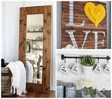 25 cheap easy diy farmhouse d 233 cor projects blooms