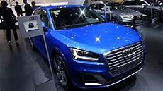 2017 audi q2 sport exterior and interior auto show