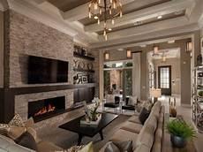 Modernes Wohnzimmer Braun - 27 beautiful earth tone living room designs designing idea