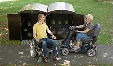 E Scooter Garage by Rollabo Xl Plus Elektrorollstuhl Garagenbox Echte Kleine