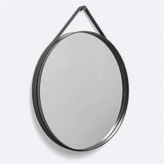 runde spiegel strap ein sch 246 ner runder spiegel aus pulverbeschichtetem