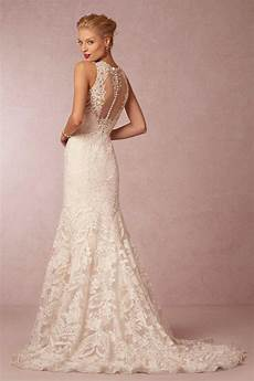 Vintage Lace Gown Wedding Dress