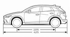 Mazda Cx 3 Abmessungen Technische Daten L 228 Nge