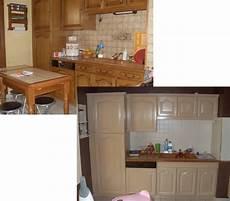 renovation cuisine peinture sur meubles entretien