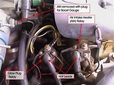 f 250 powerstroke glow plugs wiring diagram 99 f250 sd 7 3 turbo no start when cold ford truck enthusiasts forums