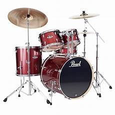Pearl Export Fusion 5 Drum Set With Hardware