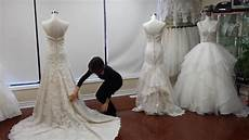 How To Bustle A Wedding Gown how to bustle your wedding dress bustle vs american