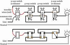 1 way dimmer switch wiring diagram dimmer switches electrical 101