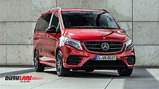 mercedes v class luxury being assessed for india launch
