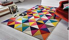 tappeti colorati moderni tappeti per la casa per arredare con stile e design