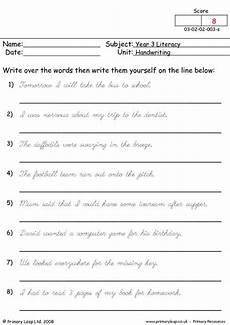 key stage 1 handwriting worksheets free 21771 handwriting skills 3 primaryleap co uk