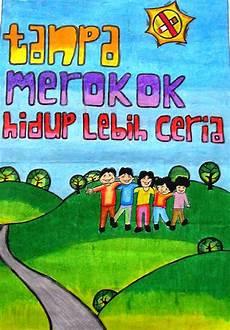 Menggambar Poster Itu Gang Berkarya Senirupa