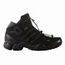 adidas terrex adidas terrex fast r mid goretex buy and offers on trekkinn