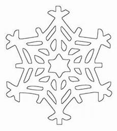 schneeflocke vorlage suche hiver