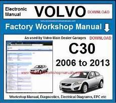 manual repair free 2008 volvo c30 user handbook volvo c30 workshop repair manual