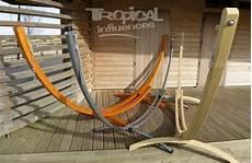 support de hamac bois support de hamac m 233 tal ou bois entretien tropical hamac