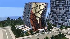 minecraft modern hotel minecraft