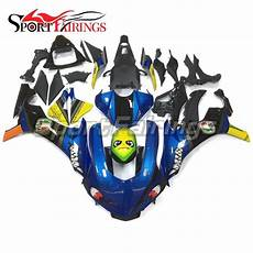 kit carenage tzr 50 shark blue plastic injection motorcycle fairing kits for
