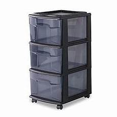 Three Drawer Storage Cart by Storage Carts Buy Storage Carts In Home At Sears