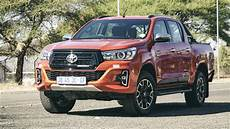 toyota hilux legend 50 2019 launch review cars co za