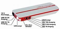 Flowmaxx Autopflege Dino Kraftpaket 12v Starthilfe