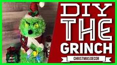 The Grinch Decorations by Diy The Grinch Decor Part 1 Dollar Tree How