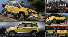 fiat panda cross 2015 pictures information specs