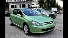 Peugeot 307 2002 Green Petrol