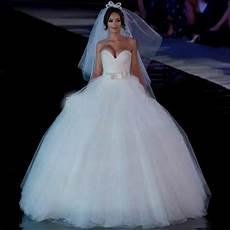 big puffy wedding dresses uk wedding poofy wedding