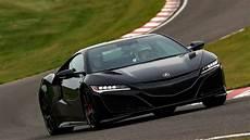 2019 acura nsx black 2019 acura nsx drive review automobile magazine