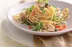Spaghettini Mit Thunfisch Rezept Fit For