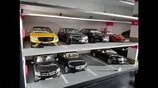 1 18 garage diorama luxury black cars