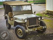 Jeep Willys Occasion – Mechaniker