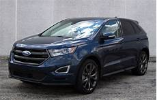 ford edge test test drive 2017 ford edge sport the daily drive