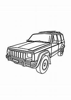 Bilder Zum Ausmalen Jeep Jeep Ausmalbilder Vorlagen365 Kostenlose Vrolagen Zum