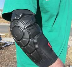g form knee elbow and shin pad review mtbr com