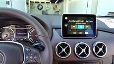 apple car play mercedes retrofit