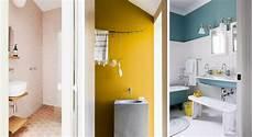 salle de bains 25 fa 231 ons d oser la couleur