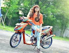 Model Modifikasi Motor by Kumpulan Foto Model Motor Modifikasi Cantik