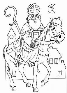 Ausmalbilder Bischof Nikolaus Die Besten 25 Ausmalbilder Nikolaus Ideen Auf