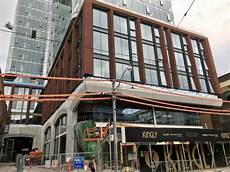 exterior coming together at king portland centre kingly